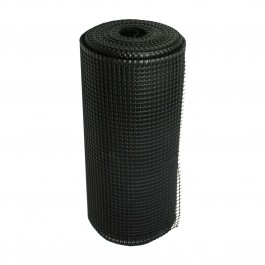 Resinet SM2024100 Specialty Square Mesh Barrier Fence 2' x 100' Roll