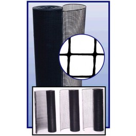 Resinet SM5048100 Specialty Square Mesh Barrier Fence 4' x 100' Roll