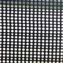 Resinet SM1548100 Specialty Square Mesh Barrier Fence 4' x 100' Roll