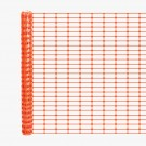 Resinet OL1648100 Lightweight Crowd Control Fence 4' x 100' Roll (Orange)