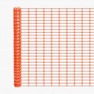 Resinet OL3548100 Oriented Barrier Fence 4' x 100' Roll - Orange